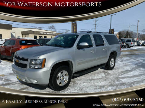 2012 Chevrolet Suburban for sale at Bob Waterson Motorsports in South Elgin IL