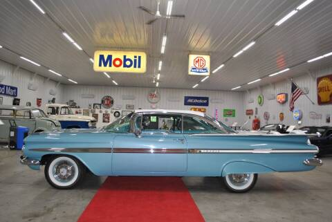 1959 Chevrolet Impala for sale at Masterpiece Motorcars in Germantown WI