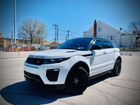 2017 Land Rover Range Rover Evoque for sale at ARCH AUTO SALES in St. Louis MO