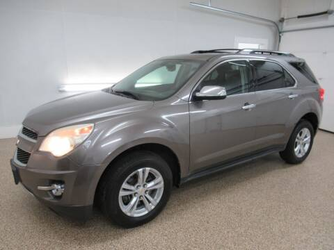 2011 Chevrolet Equinox for sale at HTS Auto Sales in Hudsonville MI