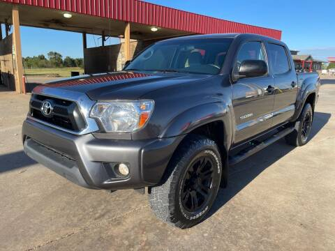 2015 Toyota Tacoma for sale at Champion Motorcars in Springdale AR