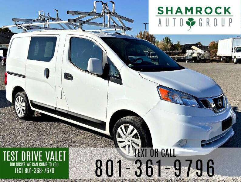 2016 Nissan NV200 for sale at Shamrock Group LLC #1 in Pleasant Grove UT