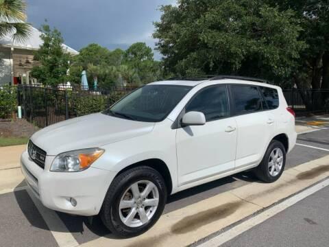 2008 Toyota RAV4 for sale at Asap Motors Inc in Fort Walton Beach FL