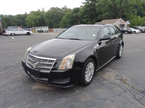 2010 Cadillac CTS for sale at Irving Auto Sales in Whitman MA