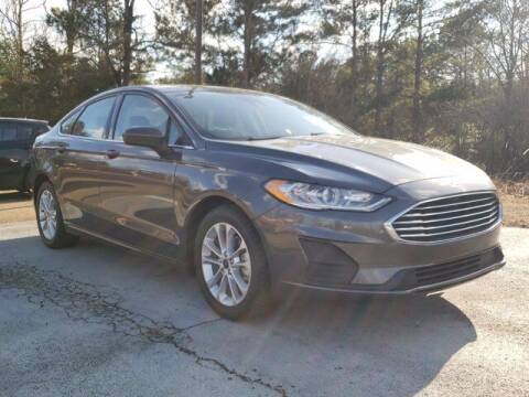 2019 Ford Fusion for sale at Southeast Autoplex in Pearl MS