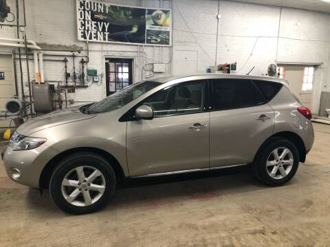 2010 Nissan Murano for sale at Car Corral in Tyler MN