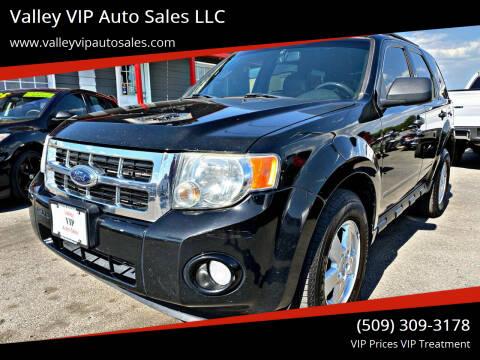 2010 Ford Escape for sale at Valley VIP Auto Sales LLC - Valley VIP Auto Sales - E Sprague in Spokane Valley WA