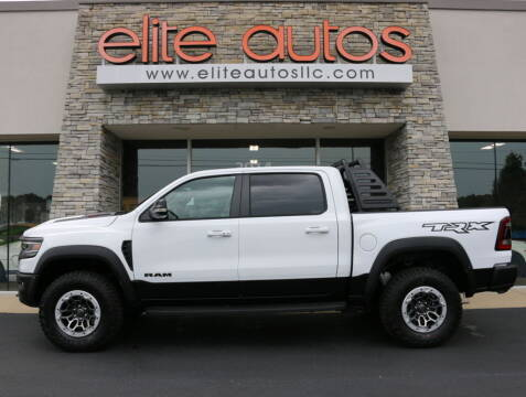 2021 RAM Ram Pickup 1500 for sale at Elite Autos LLC in Jonesboro AR
