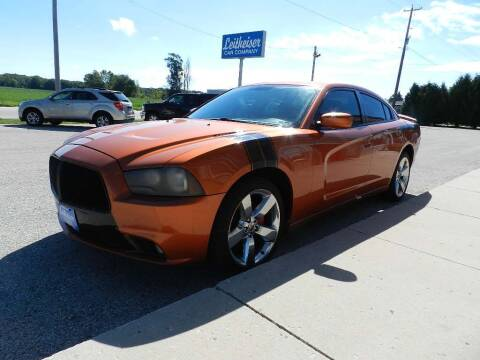 2011 Dodge Charger for sale at Leitheiser Car Company in West Bend WI