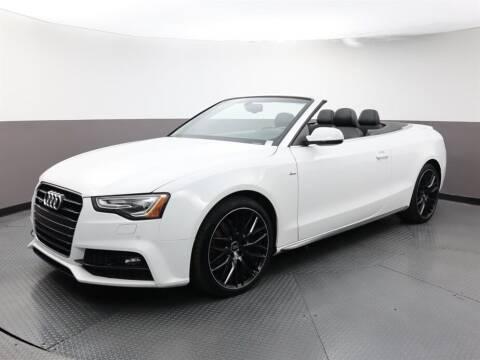 2017 Audi A5 for sale at Florida Fine Cars - West Palm Beach in West Palm Beach FL