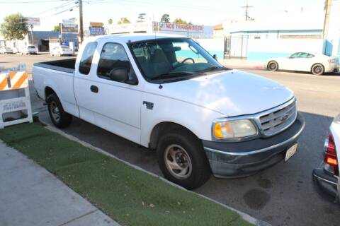 2003 Ford F-150 for sale at Good Vibes Auto Sales in North Hollywood CA