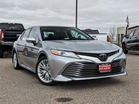 2020 Toyota Camry for sale at Rocky Mountain Commercial Trucks in Casper WY