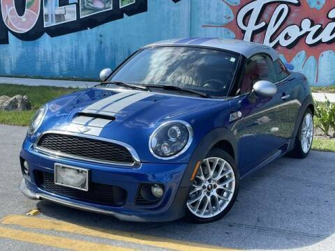 2012 MINI Cooper Coupe for sale at Palermo Motors in Hollywood FL