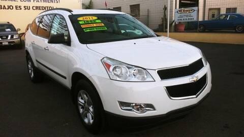2011 Chevrolet Traverse for sale at El Guero Auto Sale in Hawthorne CA