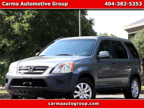 2005 Honda CR-V for sale at Carma Auto Group in Duluth GA