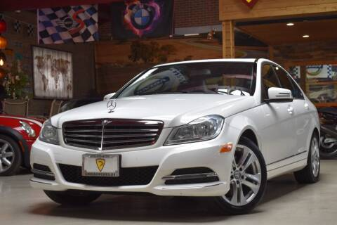 2013 Mercedes-Benz C-Class for sale at Chicago Cars US in Summit IL