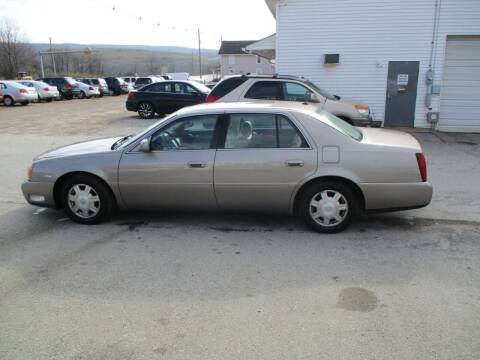2003 Cadillac DeVille for sale at ROUTE 119 AUTO SALES & SVC in Homer City PA