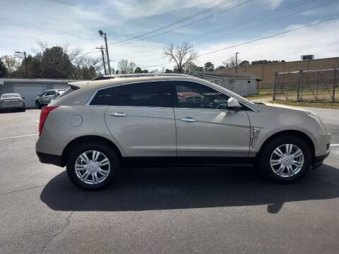 2010 Cadillac SRX for sale at Kenny's Auto Sales Inc. in Lowell NC