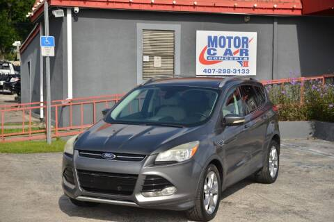 2014 Ford Escape for sale at Motor Car Concepts II - Kirkman Location in Orlando FL