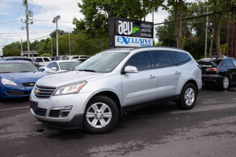2013 Chevrolet Traverse for sale at EXCLUSIVE MOTORS in Virginia Beach VA