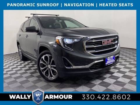 2019 GMC Terrain for sale at Wally Armour Chrysler Dodge Jeep Ram in Alliance OH