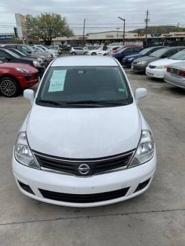 2011 Nissan Versa for sale at TEXAS MOTOR CARS in Houston TX