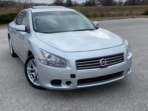 2014 Nissan Maxima for sale at Big O Auto LLC in Omaha NE