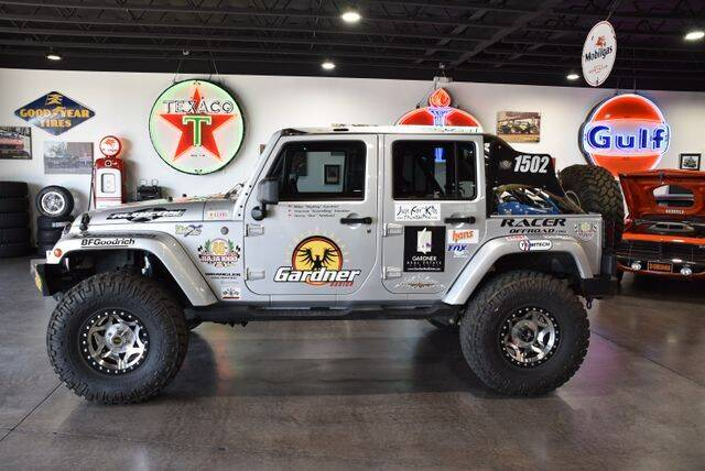 2007 Jeep Wrangler Unlimited for sale at Choice Auto & Truck Sales in Payson AZ