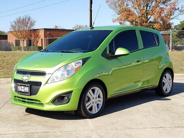 2014 Chevrolet Spark for sale at Tyler Car  & Truck Center in Tyler TX