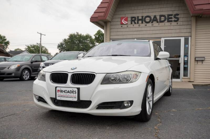 2010 BMW 3 Series for sale at Rhoades Automotive in Columbia City IN