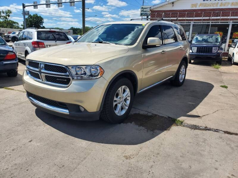 2011 Dodge Durango for sale at Liberty Auto Show in Toledo OH