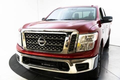 2017 Nissan Titan for sale at AUTOMAXX MAIN in Orem UT
