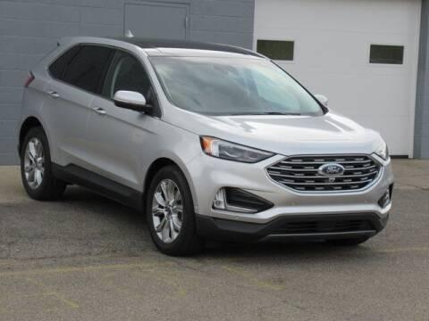 2019 Ford Edge for sale at K&M Wayland Chrysler  Dodge Jeep Ram in Wayland MI