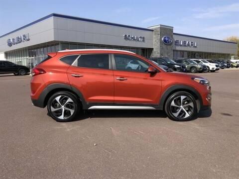 2017 Hyundai Tucson for sale at Schulte Subaru in Sioux Falls SD