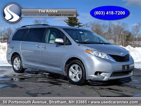 2014 Toyota Sienna for sale at The Annex in Stratham NH