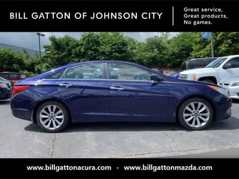 2013 Hyundai Sonata for sale at Bill Gatton Used Cars - BILL GATTON ACURA MAZDA in Johnson City TN