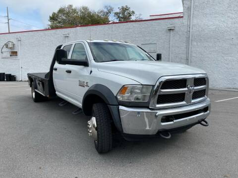 2015 RAM Ram Chassis 4500 for sale at Consumer Auto Credit in Tampa FL
