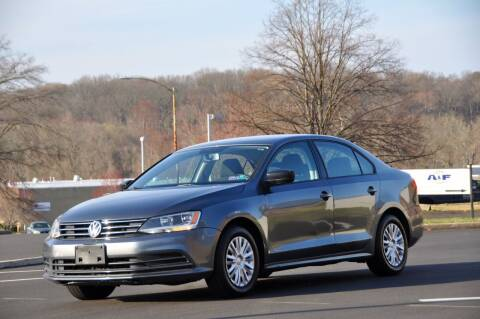 2015 Volkswagen Jetta for sale at T CAR CARE INC in Philadelphia PA