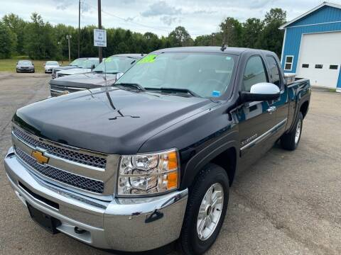 2013 Chevrolet Silverado 1500 for sale at Hillside Motors in Campbell NY