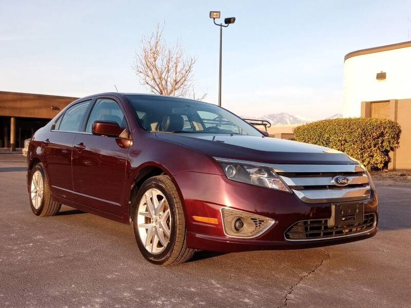 2012 Ford Fusion for sale at AUTOMOTIVE SOLUTIONS in Salt Lake City UT