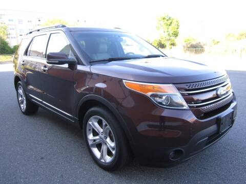 2011 Ford Explorer for sale at Master Auto in Revere MA