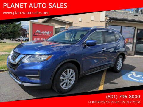 2019 Nissan Rogue for sale at PLANET AUTO SALES in Lindon UT