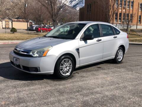 2008 Ford Focus for sale at DRIVE N BUY AUTO SALES in Ogden UT