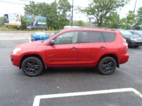 2010 Toyota RAV4 for sale at Gemini Auto Sales in Providence RI