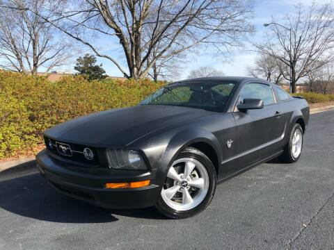 2009 Ford Mustang for sale at William D Auto Sales in Norcross GA