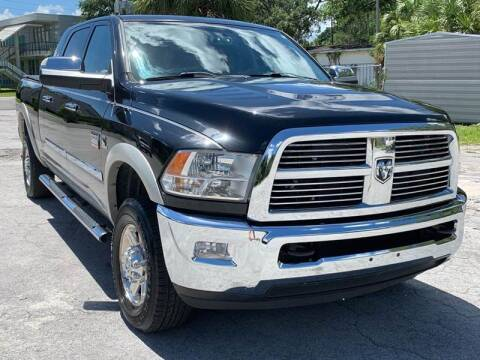 2010 Dodge Ram Pickup 2500 for sale at Consumer Auto Credit in Tampa FL