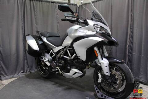 2014 Ducati Multistrada 1200 S Touring for sale at Powersports of Palm Beach in Hollywood FL