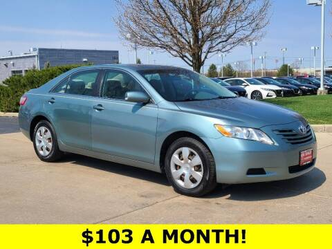 2009 Toyota Camry for sale at Ken Ganley Nissan in Medina OH