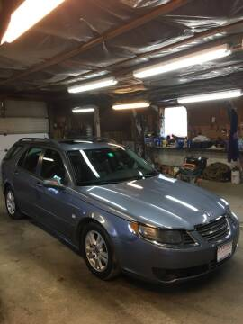 2008 Saab 9-5 for sale at Lavictoire Auto Sales in West Rutland VT