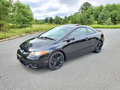 2007 Honda Civic for sale at Apex Autos Inc. in Fredericksburg VA